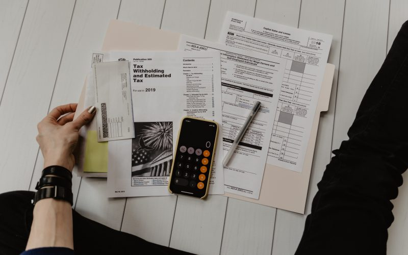 materials for opening a bank account in north america